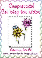 selo blog néctar