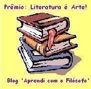 "selo ""Literatura é Arte"""