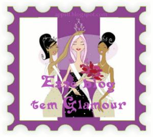 Selo glamouroso